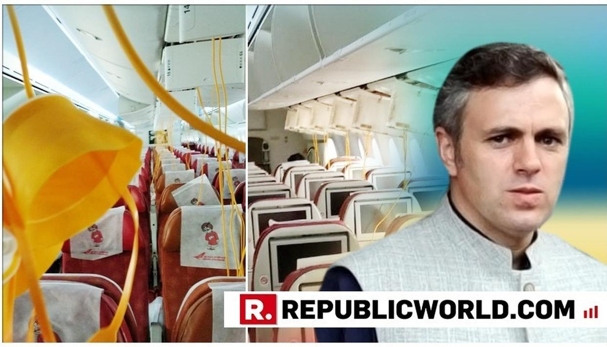 NETIZENS FUME AS OMAR ABDULLAH CAN'T RESIST TAKING A WISECRACK AT AIR INDIA'S 'JAI HIND' MANDATE AFTER AIRLINE'S DELHI-FRANKFURT FLIGHT FACES AN EMERGENCY