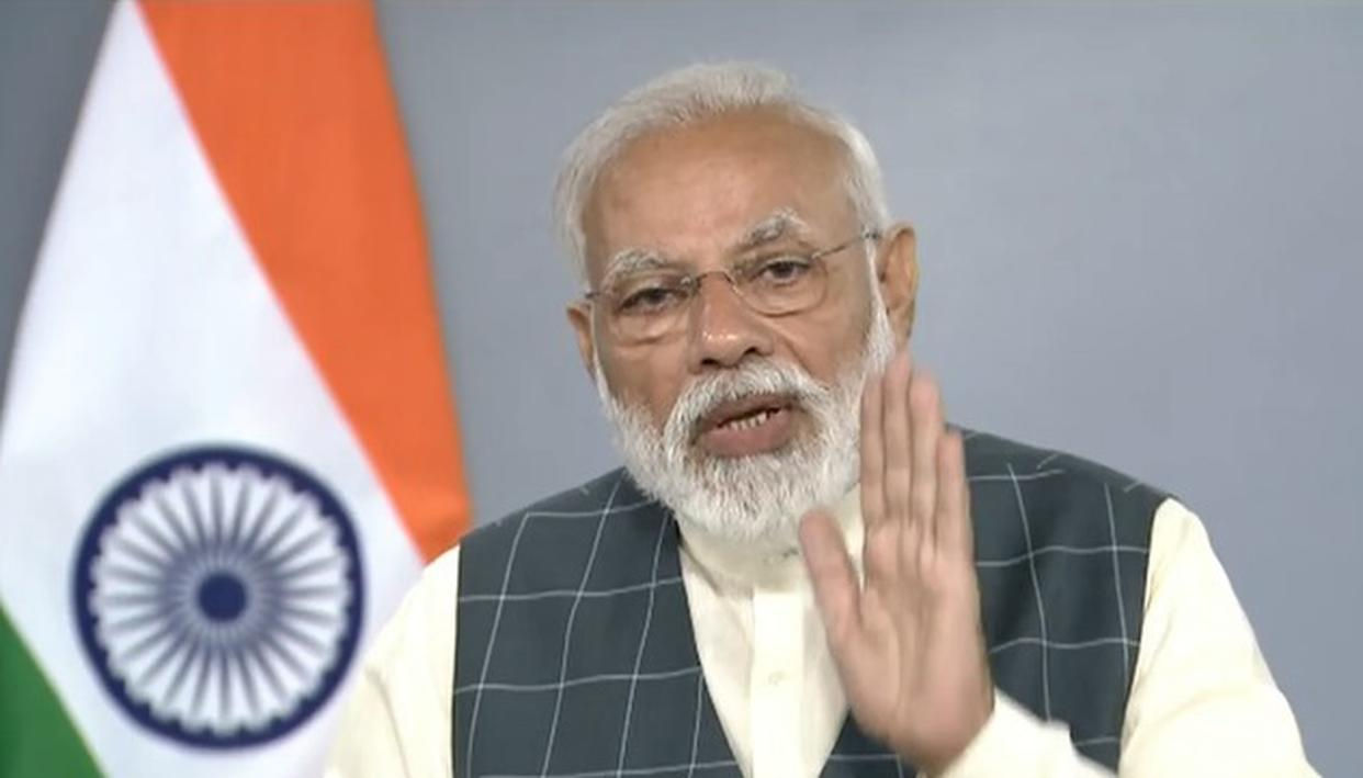 GOVERNMENT WORKING IN HOLISTIC TRANSFORMATION OF HEALTH SECTOR, OVER 31000 MBBS, PG SEATS ADDED : PM MODI