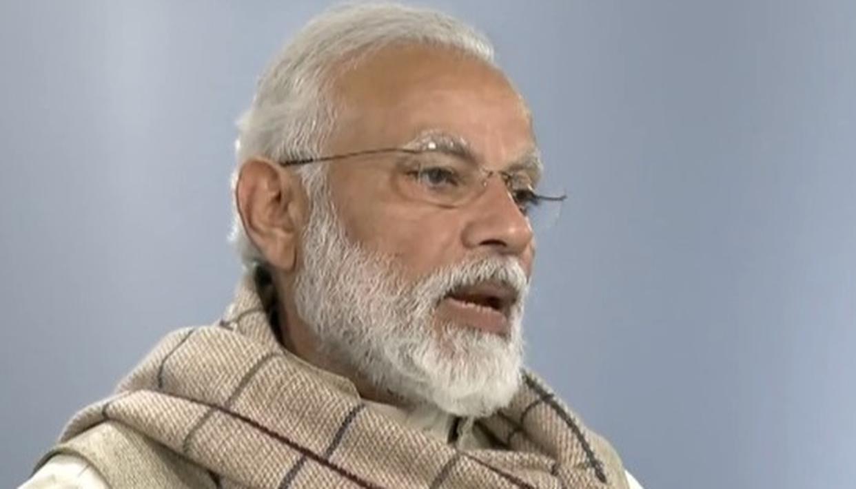 इतिहास बनाने में नाकाम रहने वाले इसमें छेड़छाड़ की कोशिश करते हैं: PM मोदी