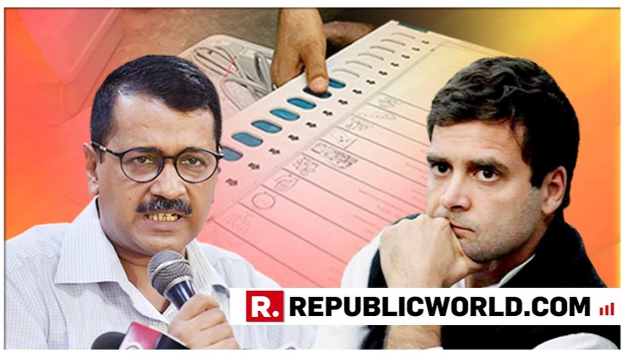 EXCEPT DELHI, OUR ALLIANCES ON TRACK: RAHUL GANDHI BREAKS SILENCE ON NO TIE-UP WITH AAP IN LOK SABHA POLLS