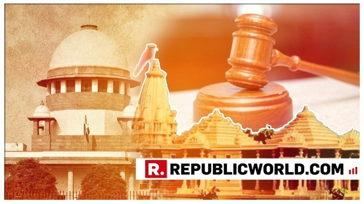 SUPREME COURT TO PRONOUNCE ORDER ON COURT-MONITORED MEDIATION IN AYODHYA CASE: LIVE UPDATES