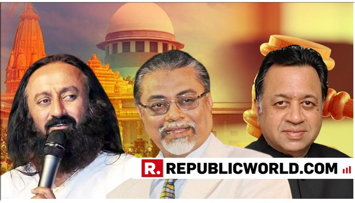 MASSIVE: SC ORDERS MEDIATION IN AYODHYA CASE, APPOINTS PANEL