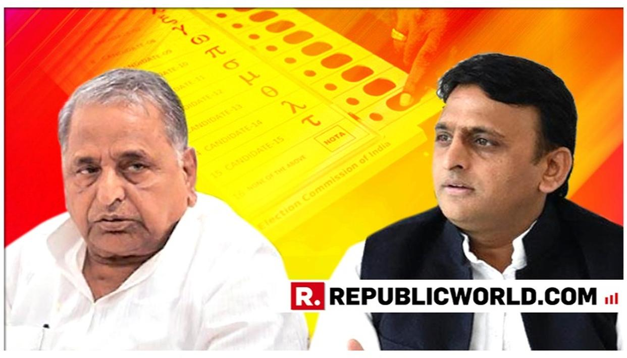 SAMAJWADI PARTY ANNOUNCES CANDIDATES FOR SIX LOK SABHA SEATS, HERE'S WHERE MULAYAM SINGH YADAV WILL CONTEST FROM