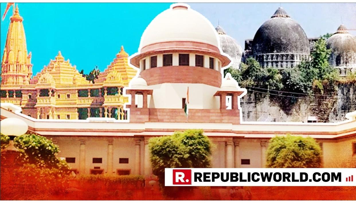 ACCESSED: SC'S AYODHYA MEDIATION ORDER