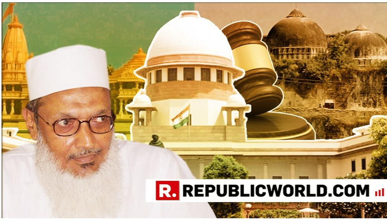 "AIMPLB WELCOMES SUPREME COURT VERDICT OF MEDIATION ON AYODHYA DISPUTE, SAYS, ""MOST BEFITTING THAT THE MATTER IS RESOLVED THROUGH DIALOGUE"""
