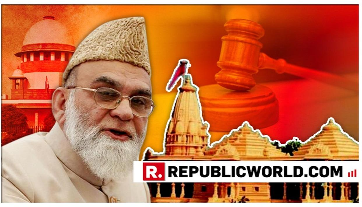"""SUPPORT RESOLUTION OF AYODHYA DISPUTE THROUGH TALKS BUT OBJECT TO SRI SRI RAVI SHANKAR BEING PART OF MEDIATION PANEL,"" SAYS SHAHI IMAM MAULANA SYED AHMED BUKHARI"