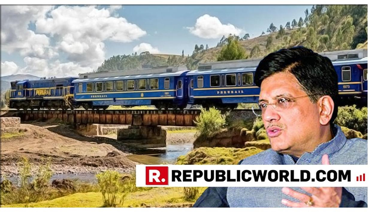 """""""ALL MOUNTAIN RAILWAYS IN INDIA TO HAVE VISTADOME COACHES"""" INFORMS RAILWAYS MINISTER PIYUSH GOYAL. DETAILS INSIDE"""