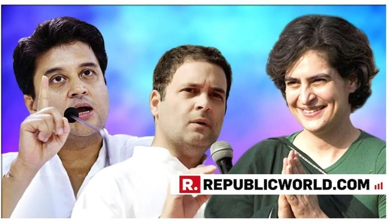 """CONGRESS WILL FIGHT POLLS IN UTTAR PRADESH ON ITS OWN"", SAYS JYOTIRADITYA SCINDIA RULING OUT ALLIANCE WITH SP-BSP"