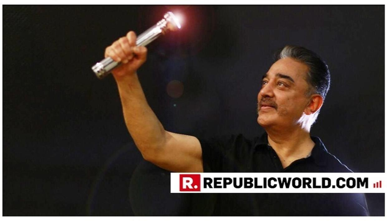 "EC GRANTS MAKKAL NEEDHI MAIAM ""BATTERY TORCH"" SYMBOL FOR 2019 ELECTIONS, HERE'S WHAT KAMAL HAASAN'S PARTY WILL ENDEAVOUR TO BE"