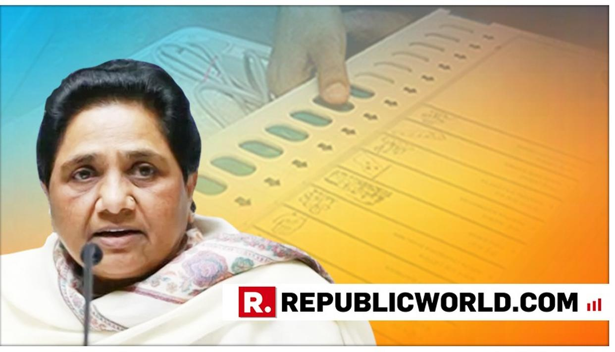 "LOK SABHA 2019 ELECTION: ""INDIA'S 130 CRORE PEACE LOVING PEOPLE CERTAINLY DESERVE A BETTER GOVERNMENT"", TWEETS MAYAWATI MINUTES AFTER ELECTION COMMISSION ANNOUNCES THE VOTING SCHEDULE. READ HERE"
