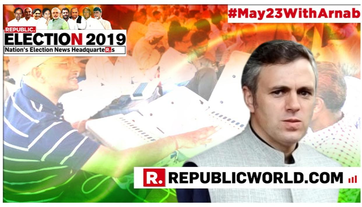 OMAR ABDULLAH CRITICISES ECI'S DECISION TO NOT CONDUCT J&K STATE ELECTIONS ALONG WITH LOK SABHA POLLS; HITS OUT AT BJP LEADERSHIP