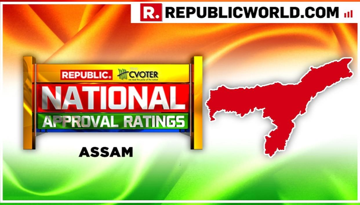 NATIONAL APPROVAL RATINGS: IN ASSAM, UPA IS PROJECTED TO BE ONE SEAT AHEAD OF NDA