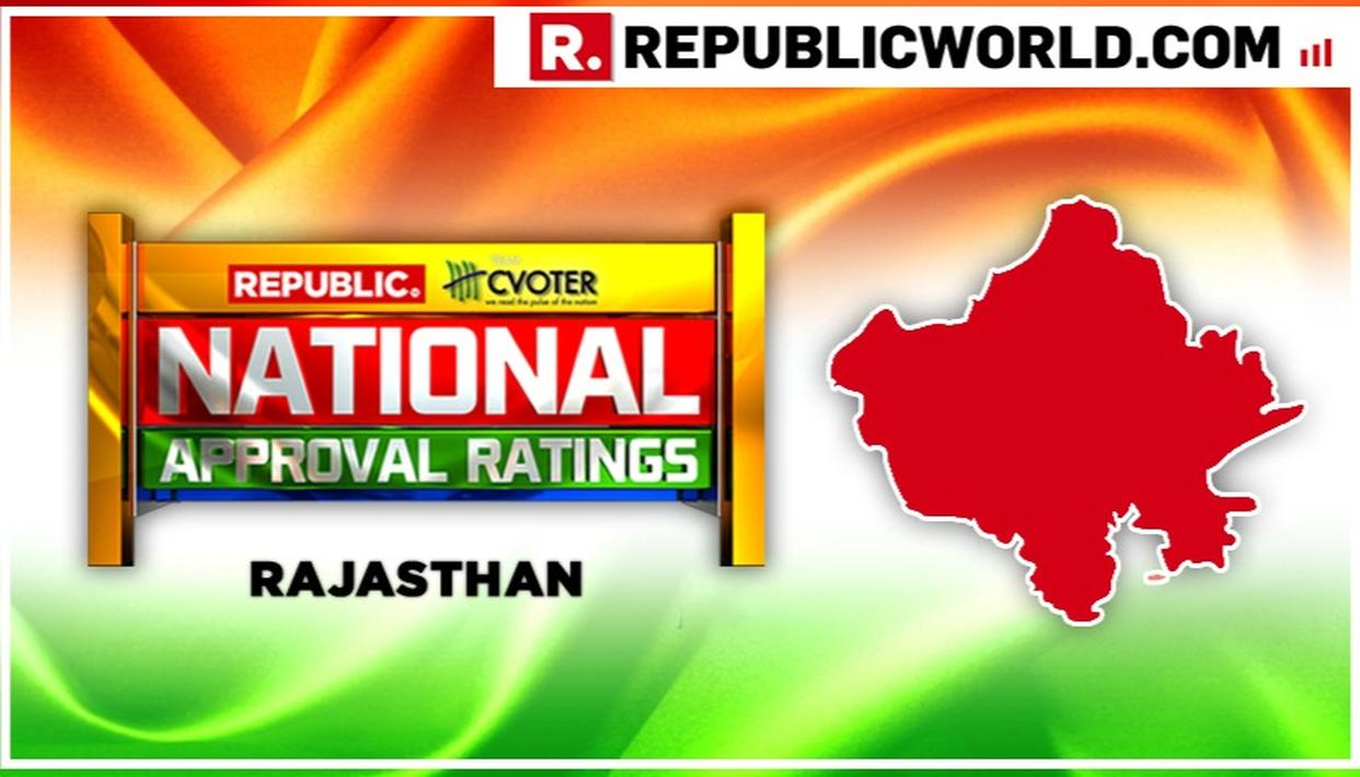 NATIONAL APPROVAL RATINGS: NDA PREDICTED TO TRIUMPH OVER UPA IN RAJASTHAN