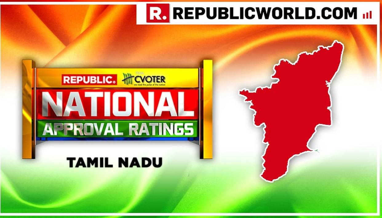 NATIONAL APPROVAL RATINGS: IN TAMIL NADU, MASSIVE GAINS FOR CONGRESS-DMK ALLIANCE AS AIADMK & NDA LIKELY TO RECORD ANOTHER LOSS