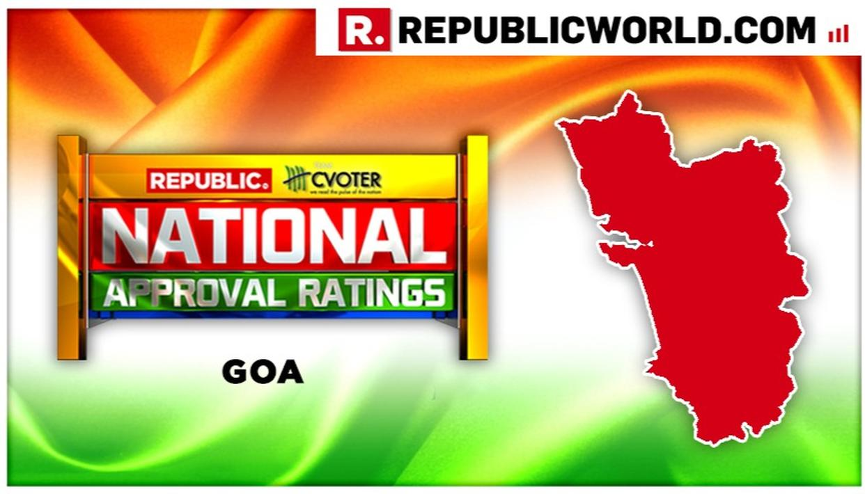 NATIONAL APPROVAL RATINGS: NDA PROJECTED TO SWEEP LOK SABHA POLLS IN GOA, UPA LIKELY TO BE DECIMATED