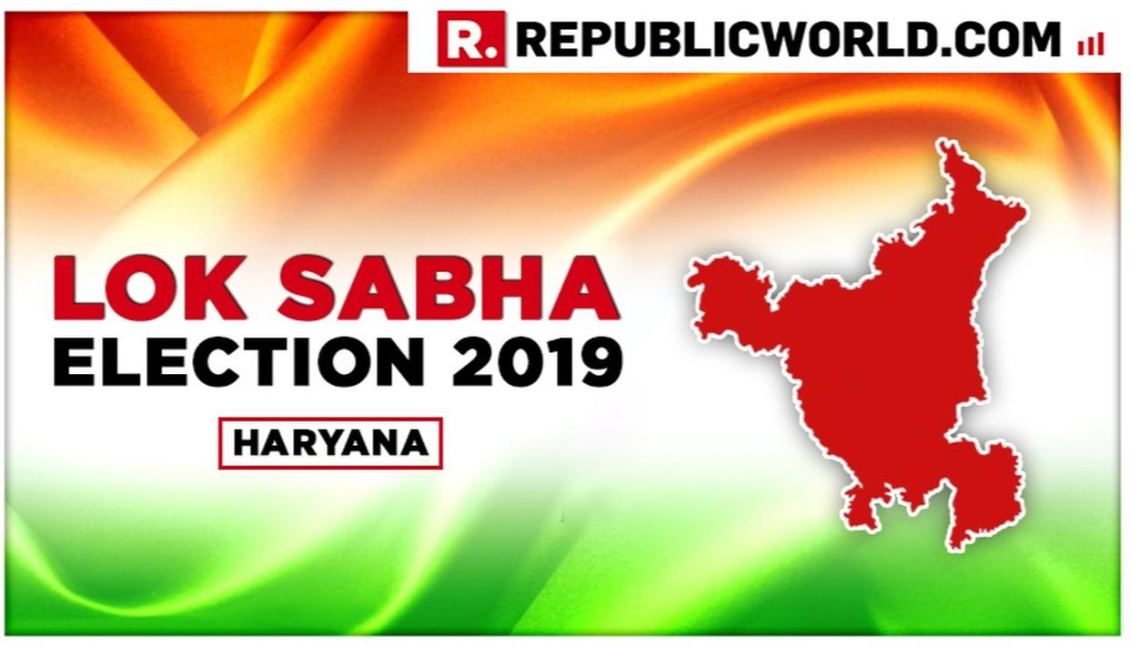 LOK SABHA ELECTIONS 2019 | VOTING DATES IN HARYANA: HERE'S WHEN YOU CAN VOTE IN HARYANA FOR EACH CONSTITUENCY AND PHASE