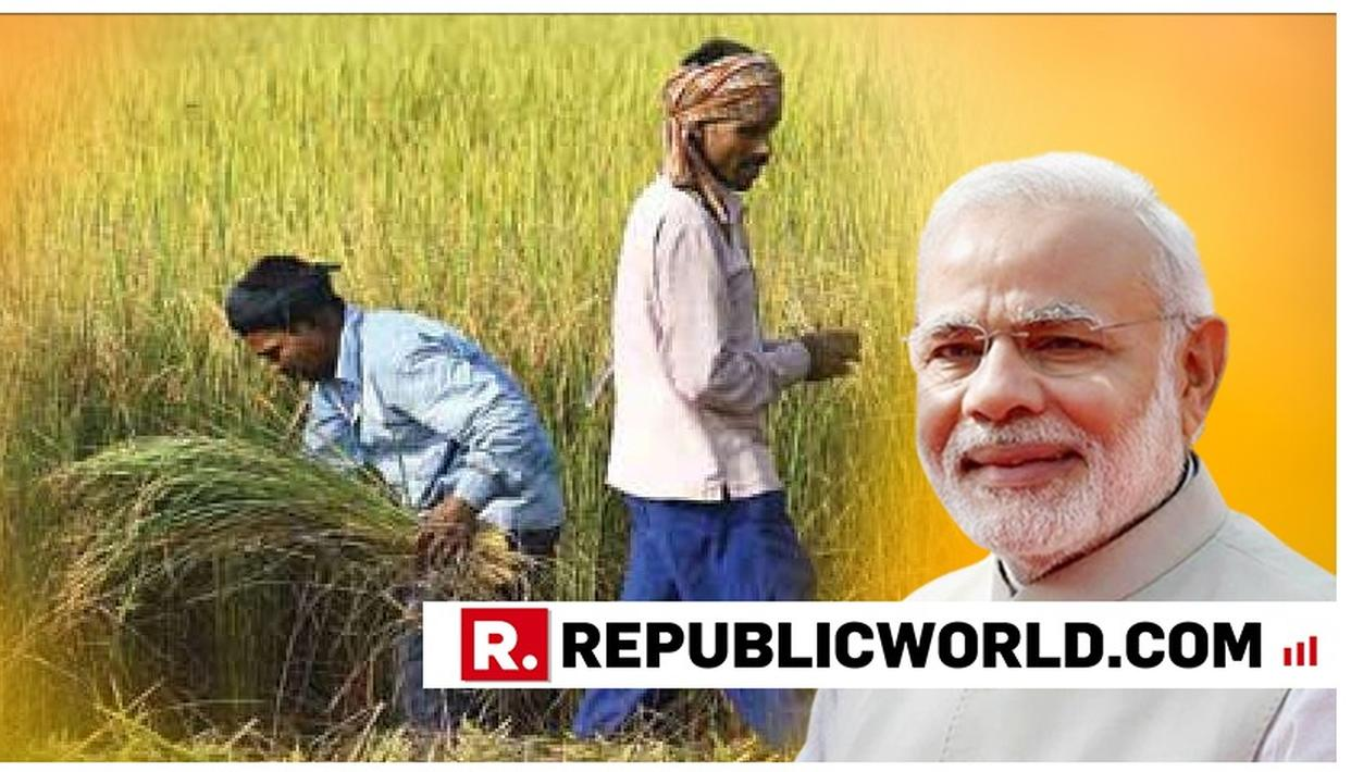 PM-KISAN SCHEME: GOVERNMENT SO FAR TRANSFERRED RS 5,215 CRORES TO ABOUT 2.6 CRORES FARMERS