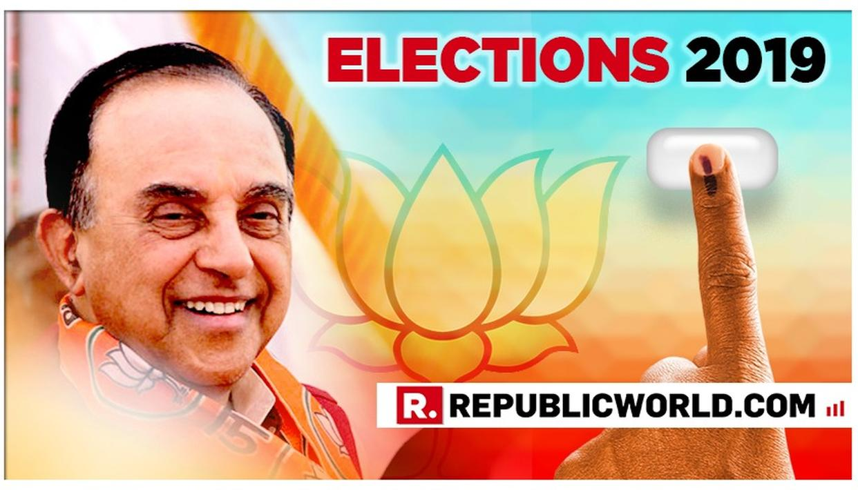 READ THIS: DR SWAMY'S BIG 2019 ELECTIONS CLAIM