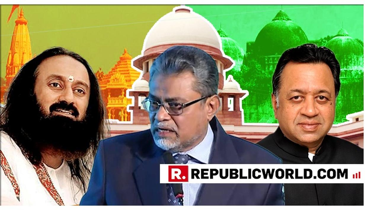 AYODHYA CASE: SUPREME COURT-MONITORED MEDIATION TO BEGIN, PANEL-MEMBERS SET TO ARRIVE IN FAIZABAD. EXCLUSIVE VISUALS HERE
