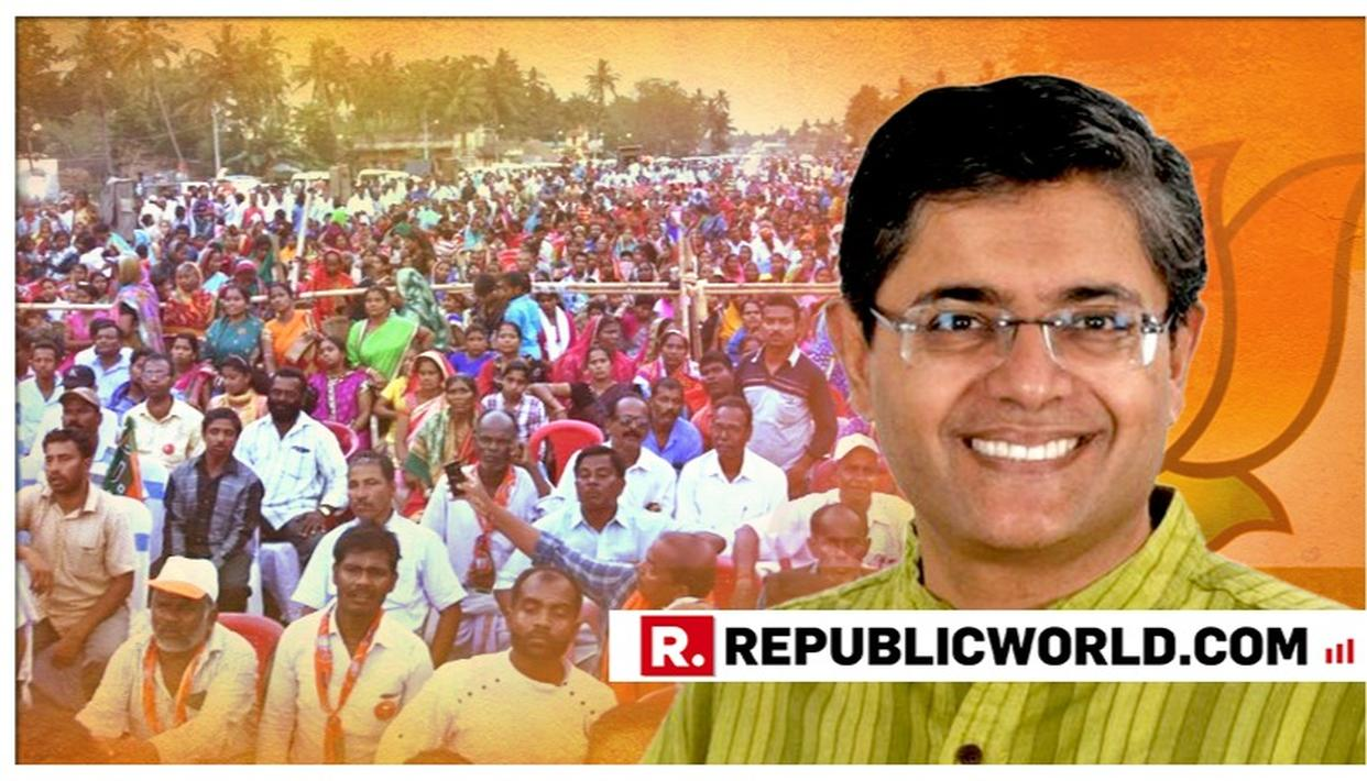MASTERSTROKE? TAKE A LOOK AT THE OVERWHELMING RESPONSE JAY PANDA GOT IN ODISHA AFTER JOINING THE BJP