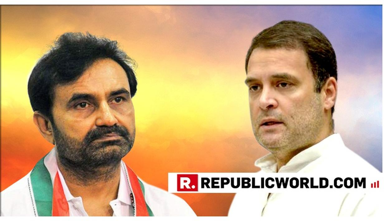 "DAMAGE CONTROL: ""NOT SAYING WE HAVE OWNERSHIP BECAUSE BHARAT MATA BELONGS TO EVERYONE"", SHAKTISINH GOHIL TELLS REPUBLIC TV AFTER SAYING 'CONGRESS COINED THE SLOGAN'"