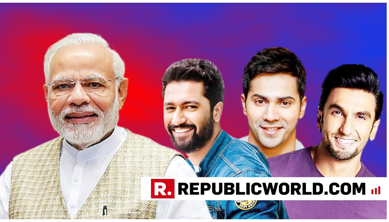 TIME TO TELL YOUNGSTERS 'APNA TIME AA GAYA HAI', WRITES PM NARENDRA MODI TO RANVEER SINGH, VARUN DHAWAN AND VICKY KAUSHAL AHEAD OF 2019 LOK SABHA ELECTIONS. READ HERE