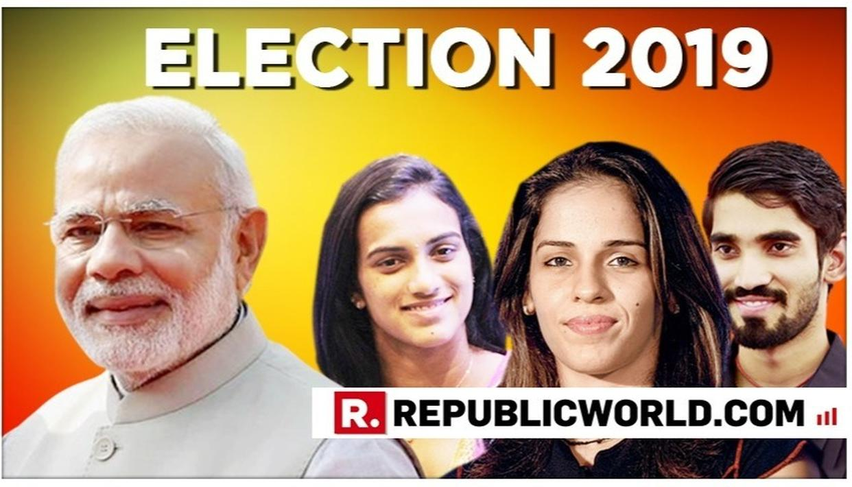 READ PM MODI'S 'CORE OF BADMINTON - CORE OF DEMOCRACY' ANALOGY FOR PV SINDHU, SAINA NEHWAL AND KIDAMBI SRIKANTH, REQUESTING THEM OVER 2019 LOK SABHA ELECTION PARTICIPATION