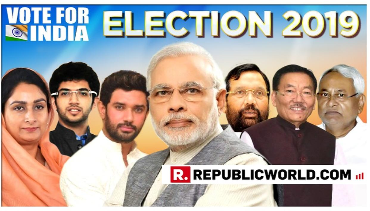 PM MODI APPEALS TO ALLY PARTIES SHIV SENA, JD(U), AKALI DAL, LJP AND SIKKIM CM PAWAN CHAMLING; SEEKS THEIR HELP IN BOLSTERING 2019 VOTER TURNOUT