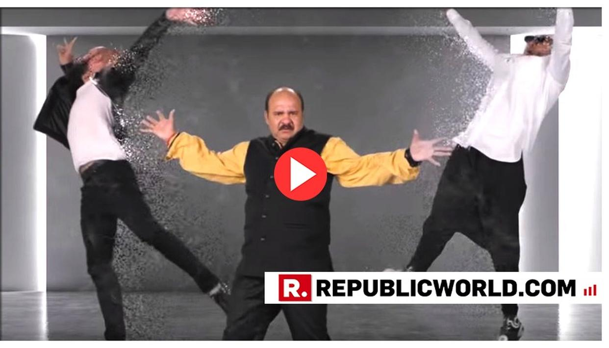 VIRAL: 'DANCING UNCLE' RELEASES A NEW VIDEO CALLED 'CHACHA NAACHA' AND IT FEATURES BOLLYWOOD SINGER BENNY DAYAL. WATCH HERE