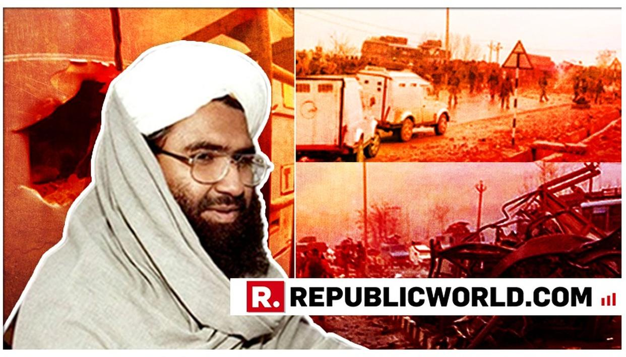 "'DISAPPOINTED BUT WILL CONTINUE TO PURSUE ALL AVAILABLE AVENUES"", MINISTRY OF EXTERNAL AFFAIRS ISSUES STATEMENT AFTER CHINA BLOCKS BAN ON MASOOD AZHAR. READ HERE"