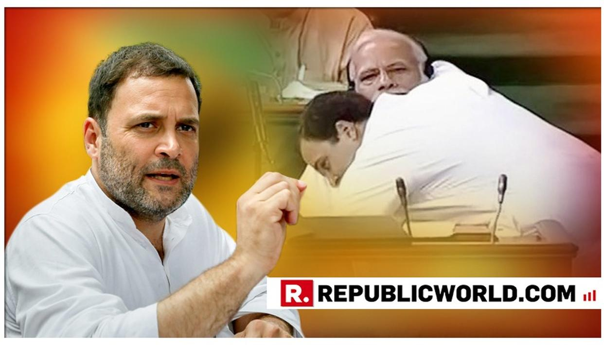 PM WAS 'VERY ANGRY', I SHOWED HIM SOME AFFECTION: RAHUL ON HUG TO PM