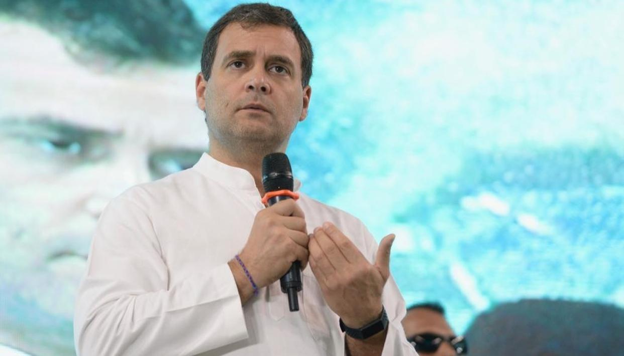 """RAHUL GANDHI PROMISES A """"DEDICATED"""" MINISTRY TO FISHERMEN IF CONGRESS VOTED TO POWER IN 2019 GENERAL ELECTION. HERE'S WHAT HE SAID"""