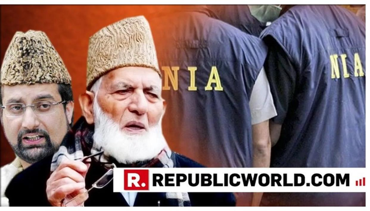 NIA ISSUES FRESH SUMMONS TO MIRWAIZ, NASEEM GEELANI FOR QUESTIONING IN DELHI