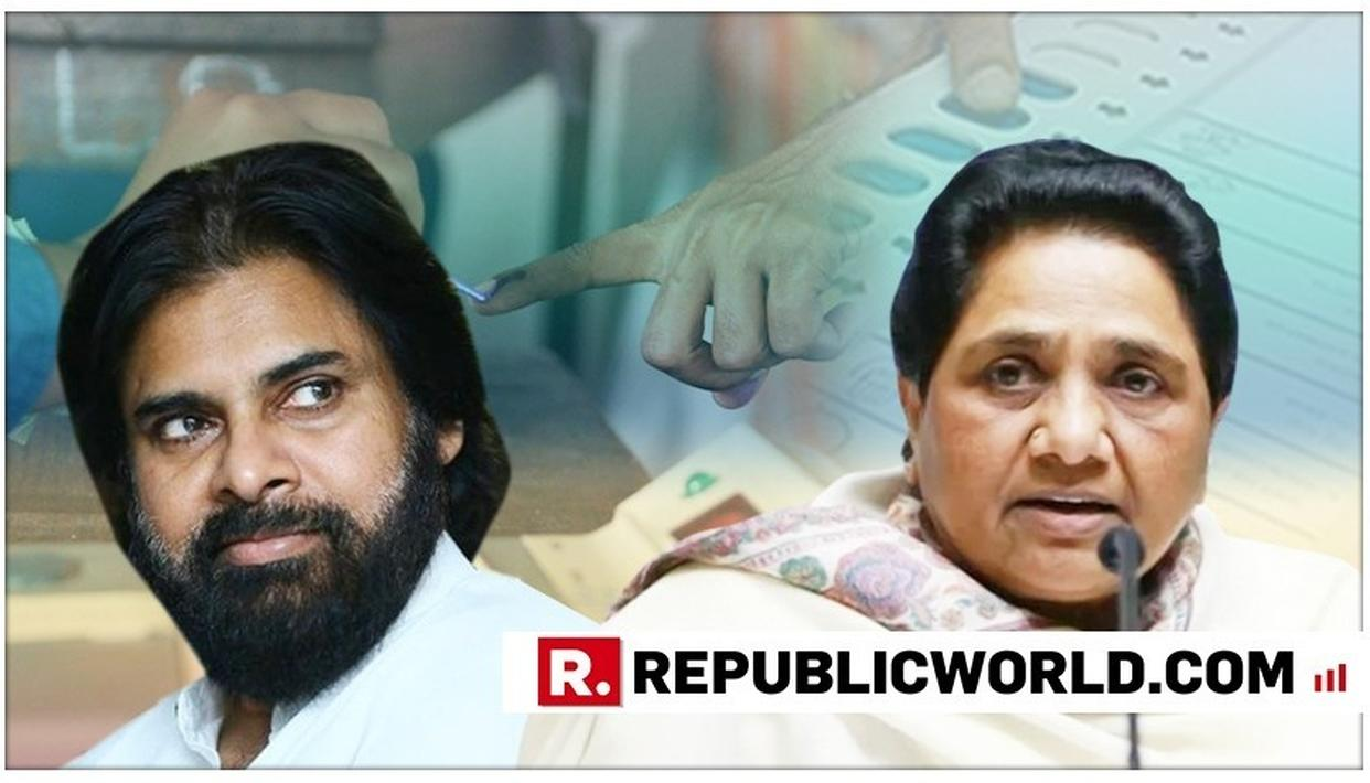 "SEALED: 'WOULD LIKE TO SEE BEHENJI MAYAWATI AS PRIME MINISTER OF INDIA"", SAYS JANA SENA CHIEF PAWAN KALYAN ANNOUNCING ALLIANCE WITH BSP"