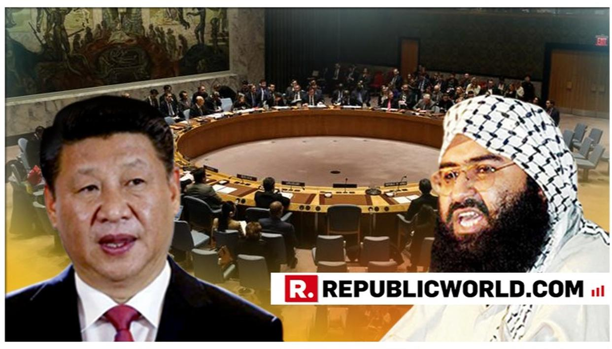 INDIA WILL SHOW 'PATIENCE' WITH CHINA FOR 'AS LONG AS IT TAKES' TO LIST JEM CHIEF MASOOD AZHAR AS GLOBAL TERRORIST: SOURCES