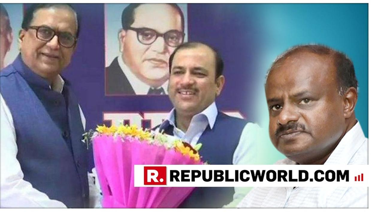 """""""IT IS A THOUGHTFUL POLITICAL DECISION TAKEN BY JDS AND BSP,"""" SAYS HD KUMARASWAMY PLAYING DOWN DANISH ALI'S EXIT FROM THE PARTY"""