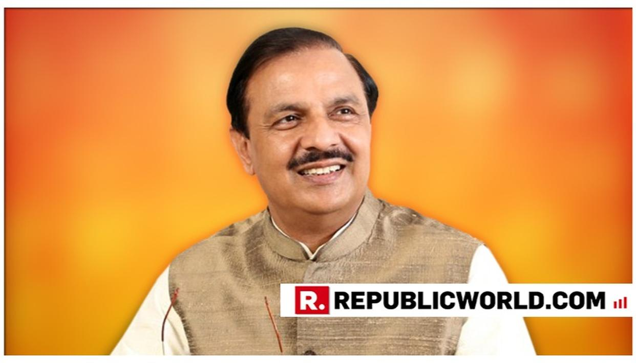 WATCH: IF GOD CANNOT FULFILL YOUR WISHES, HOW CAN AN MP: MAHESH SHARMA IN BULANDSHAHR