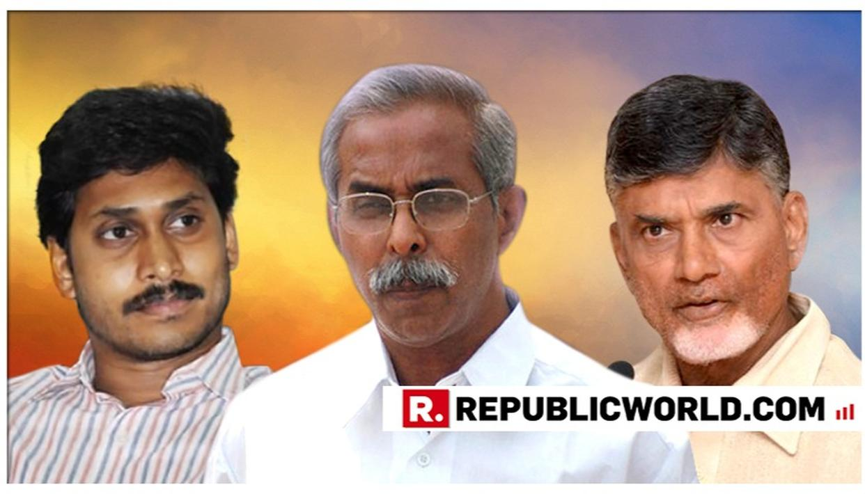 """""""CHANDRABABU NAIDU BEHIND ALL THIS"""": JAGAN MOHAN REDDY MAKES A SERIOUS ALLEGATION ABOUT HIS UNCLE YS VIVEKANANDA REDDY'S DEATH"""
