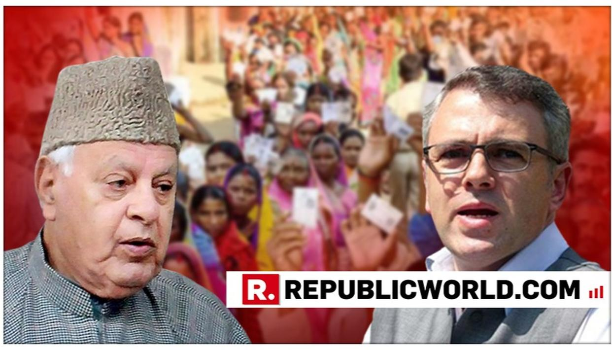 "LOK SABHA ELECTIONS 2019: ""OMAR WILL BECOME CHIEF MINISTER"", ANNOUNCES NC CHIEF FAROOQ ABDULLAH"