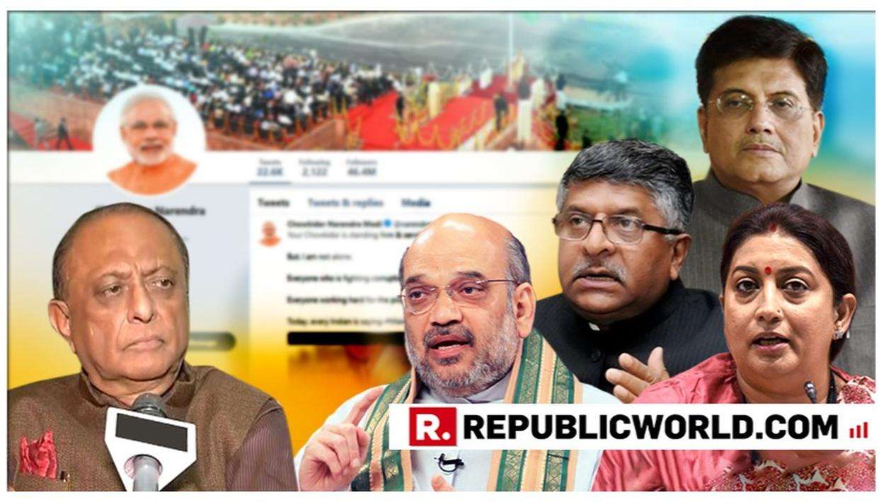 MAJEED MEMON MAKES A CLASSIST REMARK, MOCKS BJP'S PRE-POLL 'CHOWKIDAR' CAMPAIGN