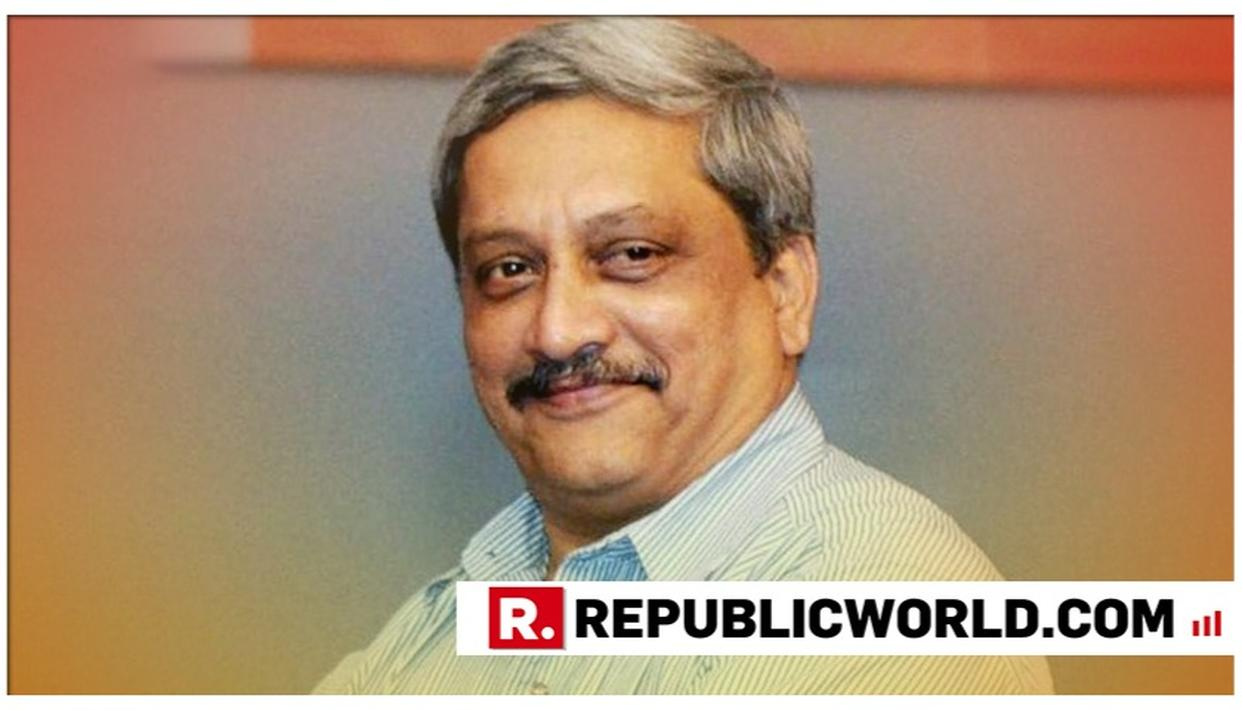 "WATCH | ""MY CONTRIBUTION IS 1/127 CRORE"": HERE'S WHAT THEN DEFENCE MINISTER MANOHAR PARRIKAR SAID AFTER THE SURGICAL STRIKE"