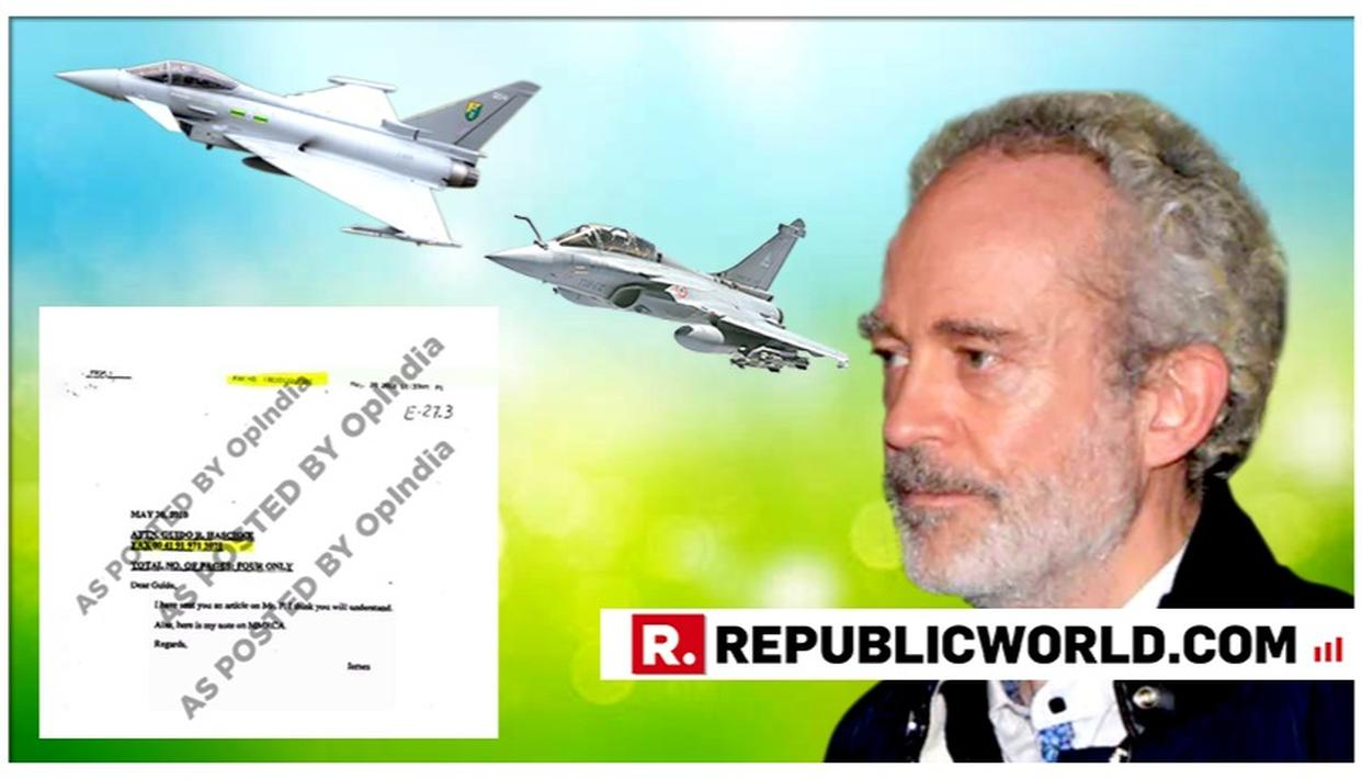 "ACCESSED: CHRISTIAN MICHEL MENTIONS ""THE LEADING FAMILY"" IN HIS SECRET NOTES, REVEALS THAT RAFALE RIVAL HAD 'LEVERAGE' ON UPA GOVERNMENT"