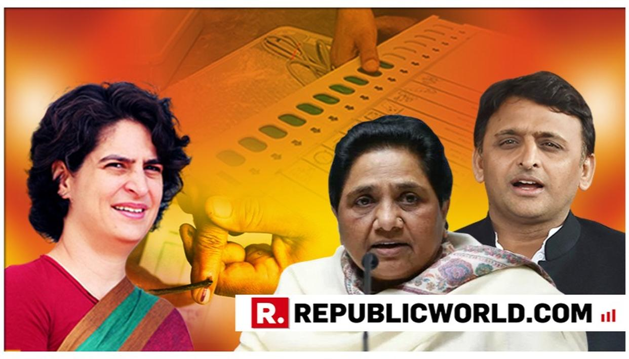 INEXPLICABLE: AFTER BEING OPENLY DUMPED BY MAYAWATI AND AKHILESH, PRIYANKA GANDHI VADRA CONTINUES TO INSIST THAT CONGRESS-SP-BSP ARE IN IT TOGETHER