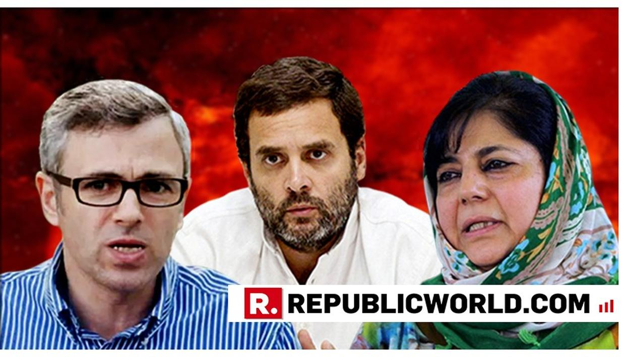 HINT DROPPED: MEHBOOBA MUFTI OPENS DOORS FOR ALLIANCE WITH CONGRESS EVEN AS OMAR ABDULLAH REMAINS UNMOVED ON SEAT-SHARING WITH RAHUL GANDHI
