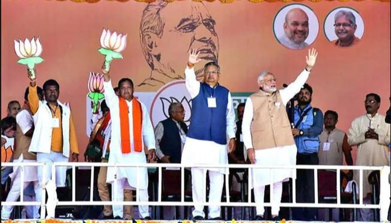 LOK SABHA POLLS 2019: BJP DROPS ALL SITTING MPS IN CHHATTISGARH, TO FIELD NEW FACES WITH 'FRESH ENERGY'