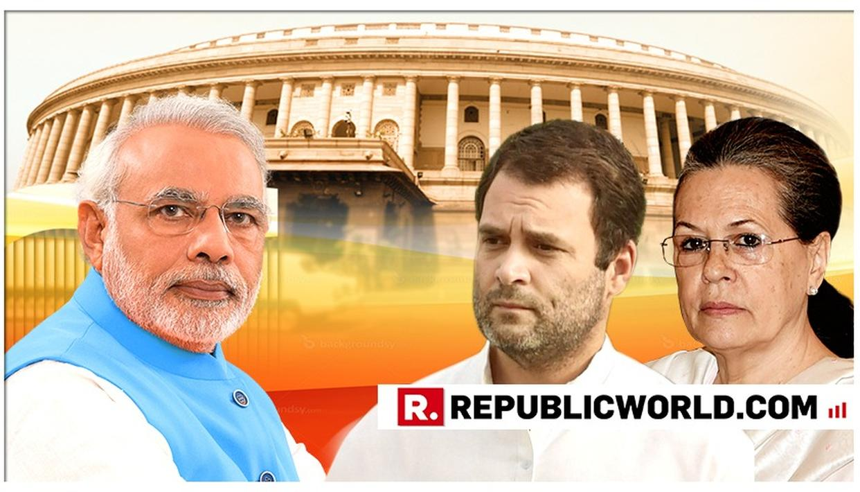 """UNSPARING: PM MODI LAUNCHES STRONGEST ATTACK ON CONGRESS YET, MAKES MULTIFACETED ARGUMENT FOR WHY """"ONE FAMILY'S DESIRE FOR POWER COST THE NATION SO GREATLY"""""""