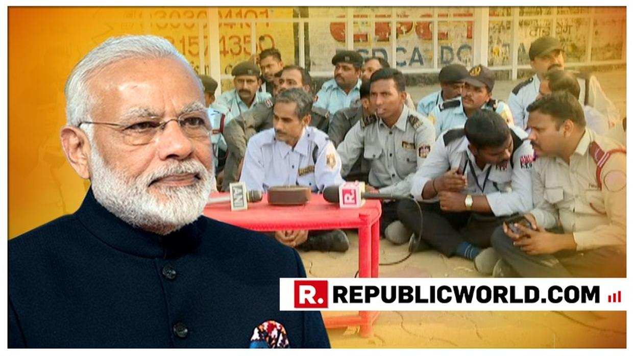 PM MODI STEPS UP 'MAIN BHI CHOWKIDAR' CAMPAIGN, INTERACTS WITH OVER 25 LAKH CHOWKIDARS VIA AUDIO BRIDGE. LIVE UPDATES HERE