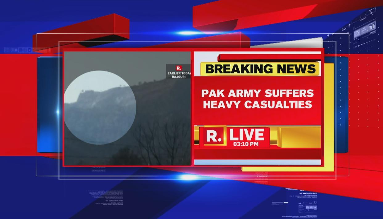 BEFITTING RESPONSE: INDIAN ARMY ELIMINATES 12 PAK ARMYMEN IN RESPONSE TO THEIR CONTINUOUS CEASEFIRE VIOLATIONS, PAKISTAN'S MI-17 CHOPPERS FERRY BODIES TO RAWALPINDI