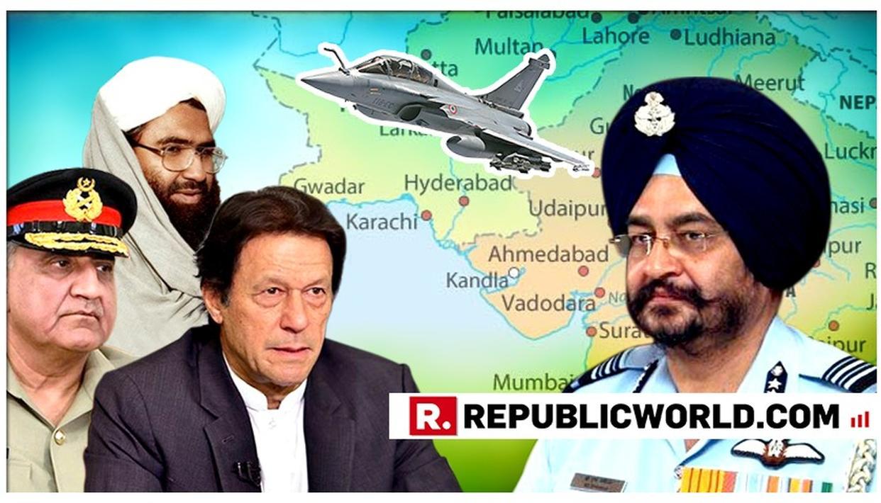 IAF'S RAFALE WARNING TO PAK