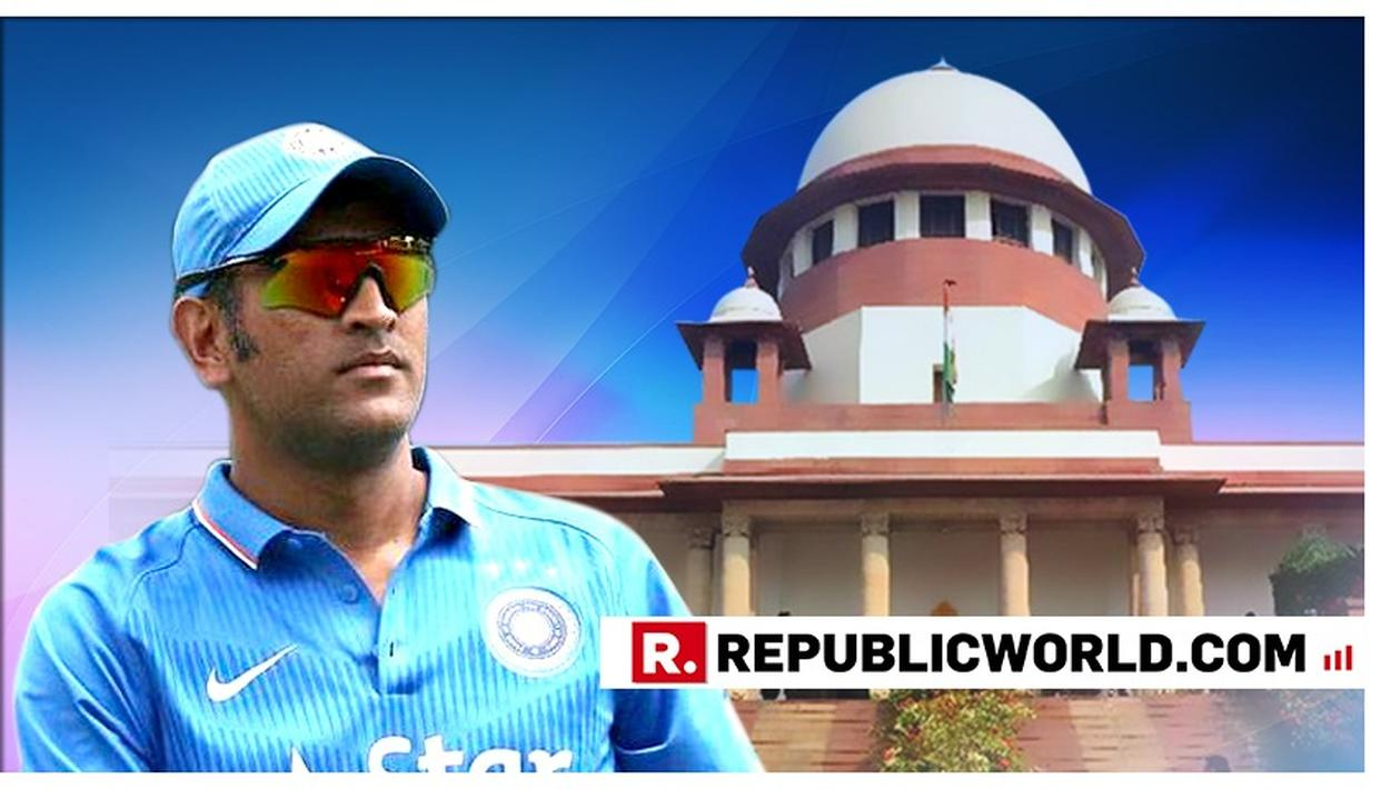 MS DHONI MOVES SUPREME COURT AGAINST AMRAPALI BUILDERS OVER UNPAID DUES OF RS 40 CRORE